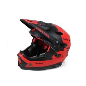 Helmet Super DH MIPS Fasthouse Red 2021. BELL bike