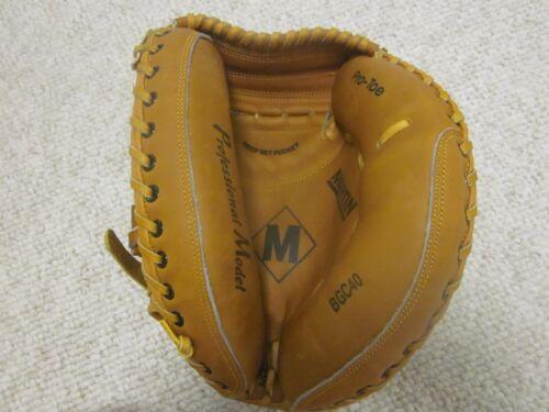 Catchers baseball Glove Mitt Martin adulte BGC40 Nouveau Neuf sous emballage