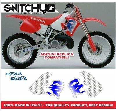 kit adesivi stickers compatibili YZ 125 1992