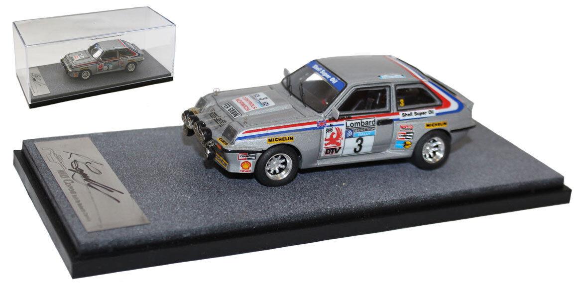 servicio honesto Arena Vauxhall Chevette Hsr  DTV  Ganador Rally Rally Rally Escocés 1981-T Estanque 1 43 Escala  calidad fantástica
