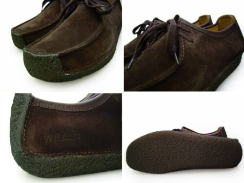 11 Original Uk Brown 9 12 8 10 Casual Mens Suede Natalie Clarks G Shoe P0qHxwAHd