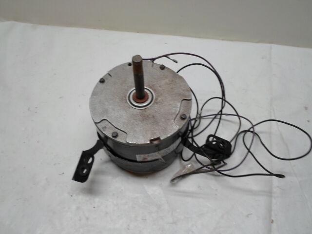 Used: A.O. Smith Motor 1/4 HP, F48S65D16, 1PH 1.4A, 208-230V 1/2