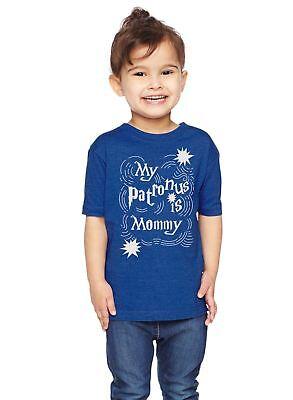 Brain Juice Tees My Patronus is Mommy Unisex Toddler Shirt
