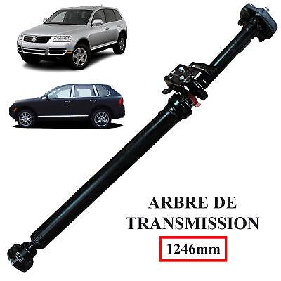 Pour VW Touareg V6 V8 FSI TDI 2002-2010 Arrière Arbre Moteur DRIVESHAFT Roulement