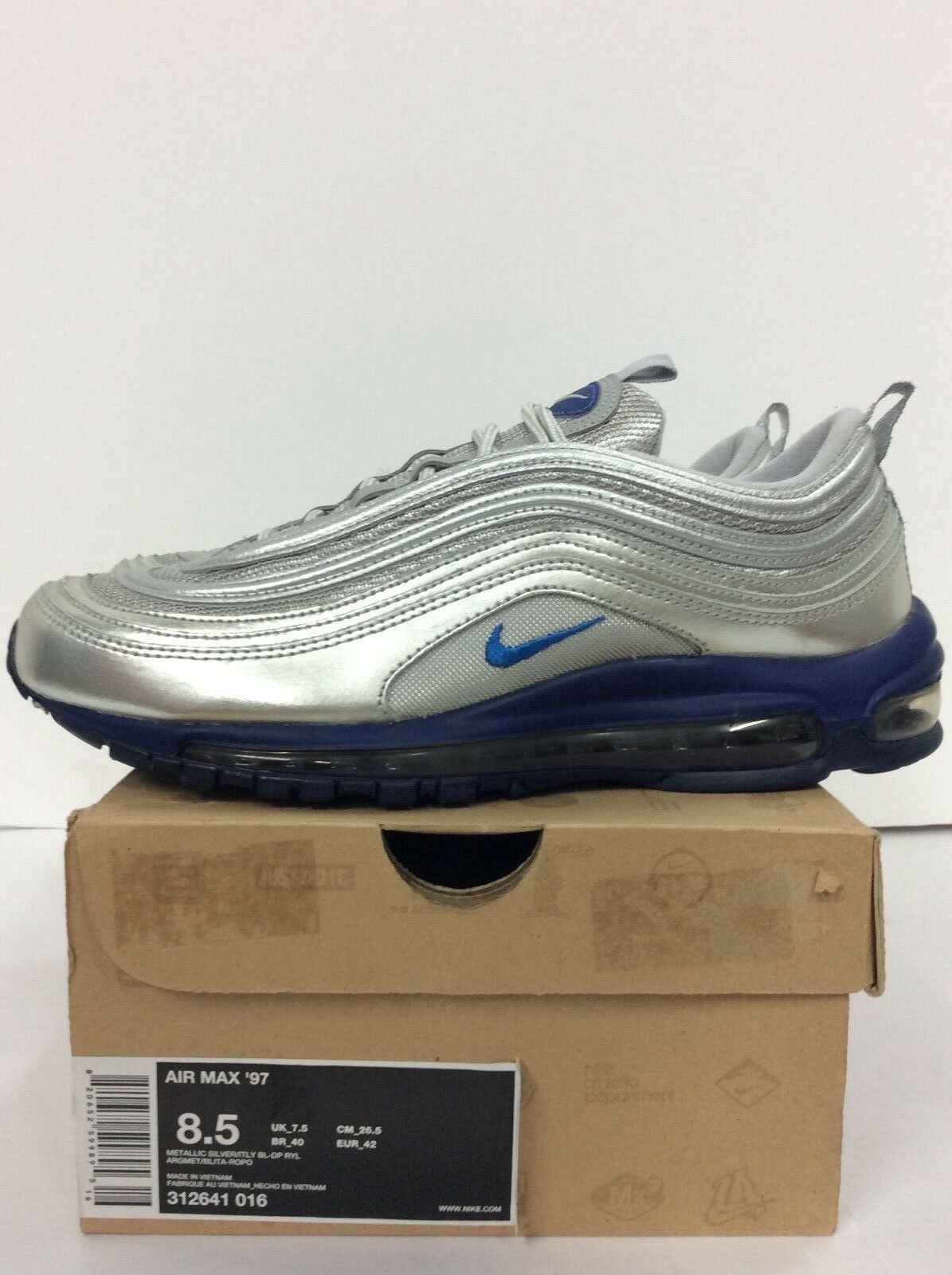 Nike Men's Air Max 97 Style size 8.5
