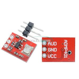 ADMP401 MEMS Microphone Breakout Module Board For Arduino Universal 1.3cm*1cm