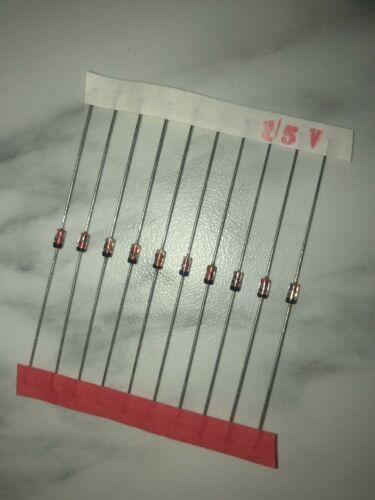 Zenerdiode 15V 0,5W 10Stk.