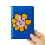 miniature 8 - BT21 Character Flower Passport Case Cover 7types Official K-POP Authentic Goods