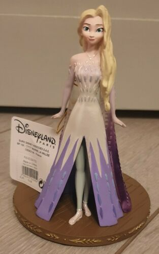 FIGURINE ELSA FROZEN 2 Disneyland Paris