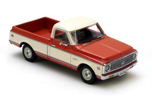 precio mas barato Chevrolet C-10 Pick-Up-Rojo blancoo 1971 1971 1971 1 43 Neo 45390  Entrega gratuita y rápida disponible.