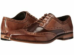 Image is loading Stacy-Adams-Men-039-s-TINSLEY-Wingtip-oxford-
