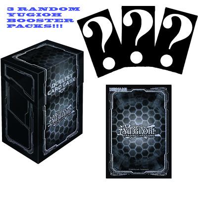 Accessoires YuGiOh-Dark Hex Card Sleeves 50 pcs Housses