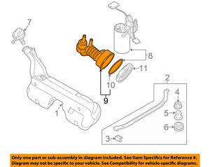 s l300 bmw oem 03 05 z4 fuel filter 16117197690 ebay