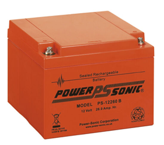 WP24-12, SLA, Sealed lead acid Batteries