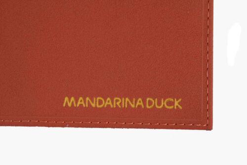Cardholder Kreditkartenetui Mandarina Duck Creditcard Holder Orange Work Bag