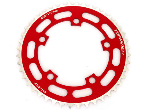 Old School BMX Single Speed Chainring 44T 5 Bolt 110 BCD Delivery-/>2~3 days