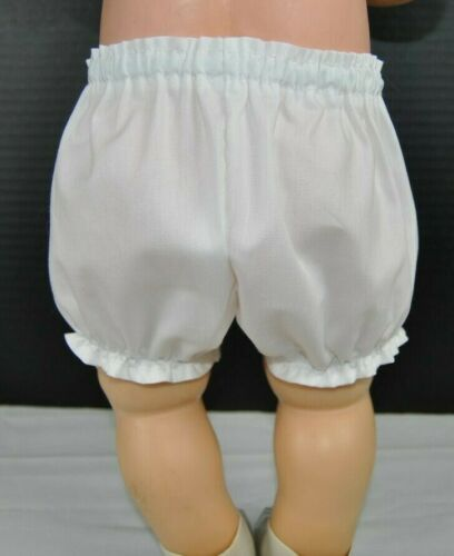 Replacement Panties to fit 20 inch Toodles baby doll Hand Made Doll Clothes
