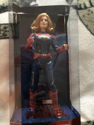 Ensemble de figurine de poupée Captain Marvel Film de dix pouces 461019759943