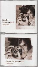 JACK SAVORETTI Dreamers 2007 UK 2xCD single set NEW