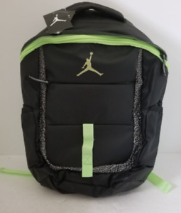 a1184f77cfc9 NWT Nike Jordan Jumpman All World Driven Backpack Black Basketball ...