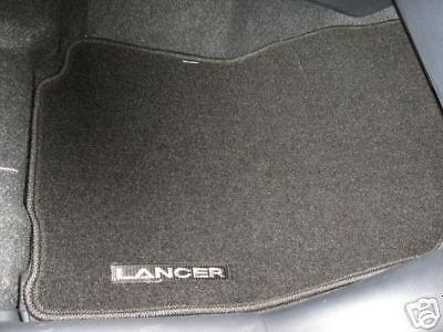 2008-2011 GENUINE MITSUBISHI LANCER FACTORY CARPET OEM FLOOR MATS MZ360242EX