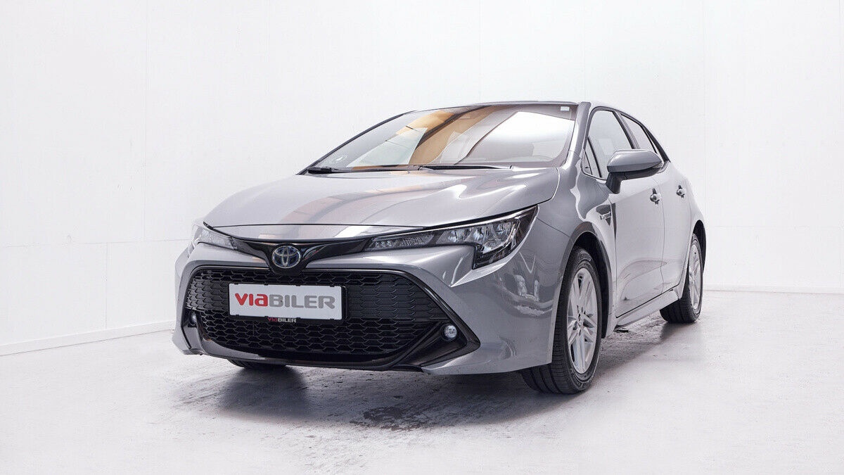 Toyota Corolla 1,8 Hybrid H3 MDS 5d - 264.900 kr.