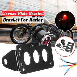 Support-universel-de-plaque-d-039-immatriculation-a-montage-lateral-pour-moto-bobber