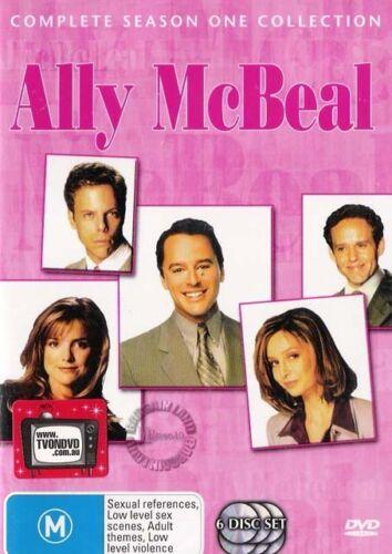 1 of 1 - Ally McBeal SEASON 1 : NEW DVD