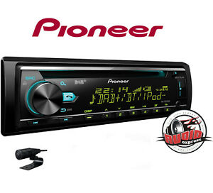 pioneer deh x7800dab radio num rique mp3 bluetooth cd usb. Black Bedroom Furniture Sets. Home Design Ideas
