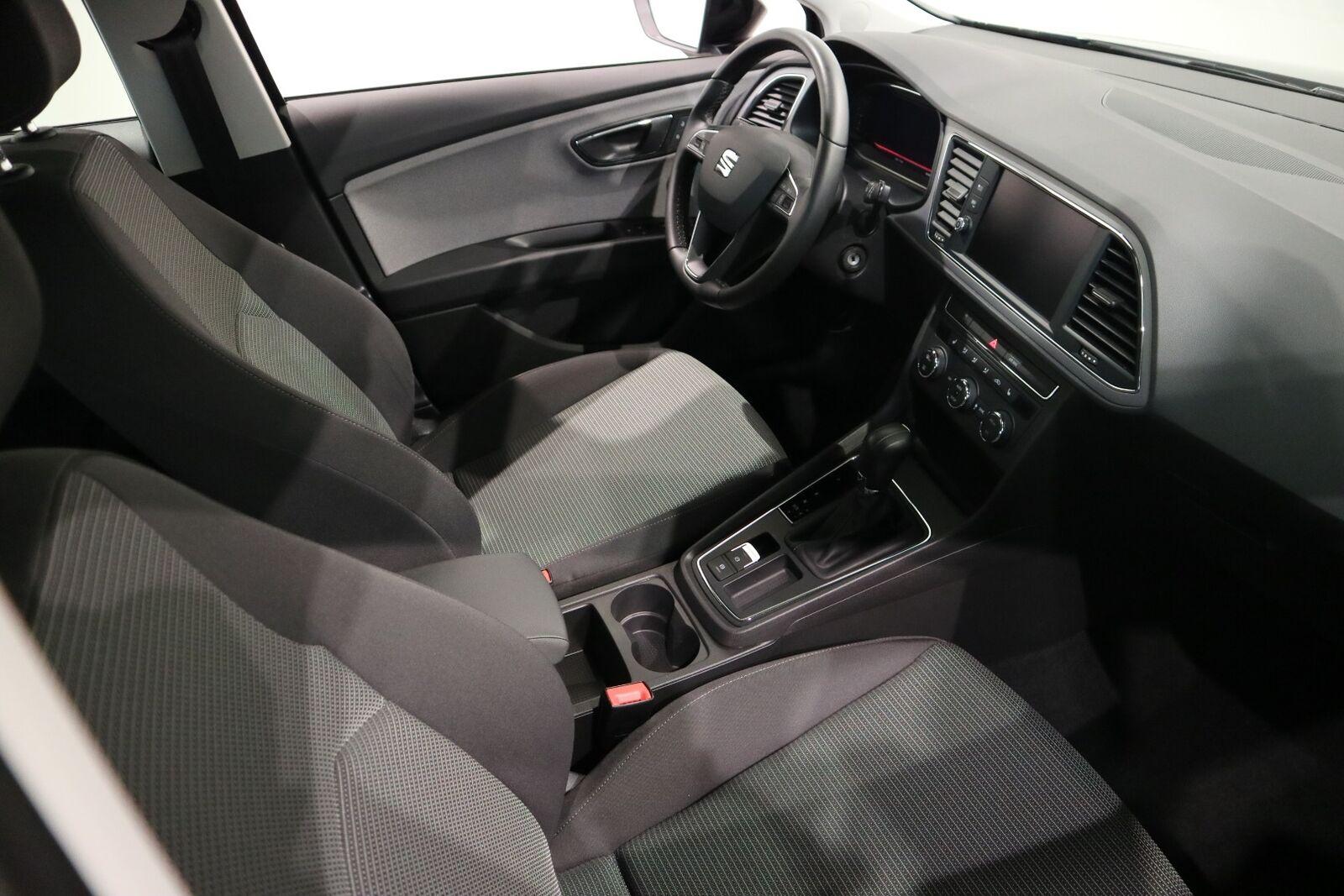 Seat Leon 1,6 TDi 115 Style DSG - billede 14