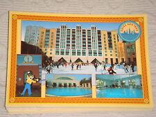 Carte Postale ancien Disney 's Hotel New York Disneyland Paris NEUVE