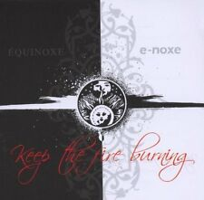 KEEP THE FIRE BURNING CD 2008 DAVANTAGE Psyche WYNARDTAGE Acylum