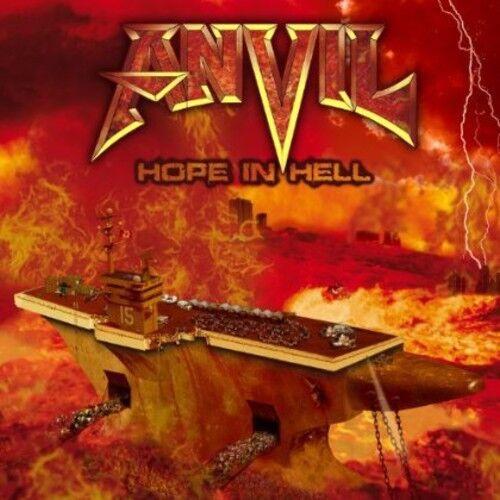Anvil - Hope in Hell [New CD] UK - Import