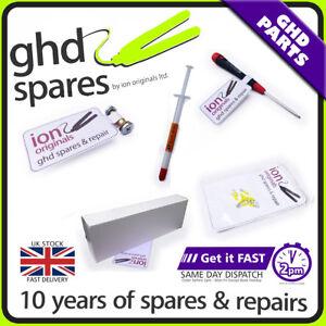 Details about GHD REPAIR KIT CHOOSE PCB SCREWDRIVER, PCB HOOPS, HINGE PIN  THERMAL PASTE&SCREWS