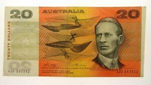 1974-Twenty-Dollars-Phillips-Wheeler-off-centre-Banknote