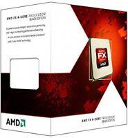 Amd Fx 4350 Unlocked Quad Core Processor 4.2 4 Fd4350frhkbox, Black Edition