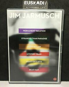 Pack-JIM-JARMUSCH-6-DVD-s-PAL-2-AVALON