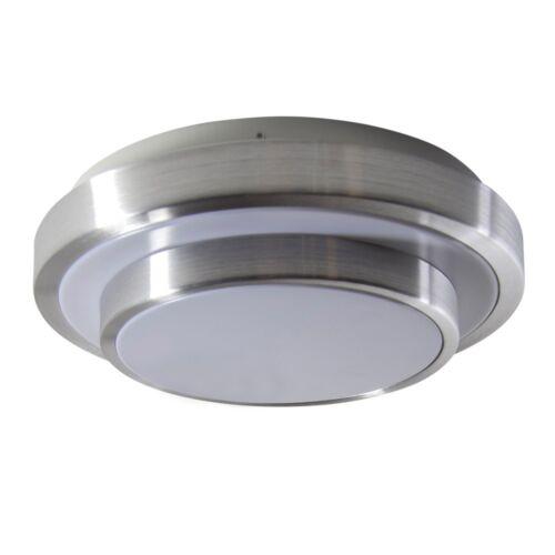 LED Design Deckenlampe Bade Wohn Ess Zimmer Leuchte Flur Diele Raum rund IP44