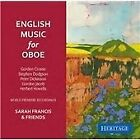 English Music for Oboe (2016)