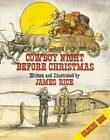 Cowboy Night before Christmas by Colouring Book (Paperback, 1994)