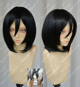 Men-Cosplay-Attack-on-Titan-Shingeki-no-Kyojin-Mikasa-Ackerman-Costume-Anime-Wig