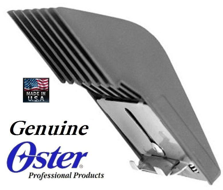 Oster A5 A6 Allegato Clip Clip Clip On 10 Pettine SET&30 Lama per più Andis , Wahl Clipper cc0c19