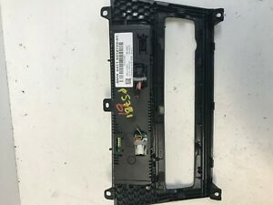 BMW-X3-Series-f25-AC-Heater-Climate-Control-Radio-Audio-Switch-Panel-9312722