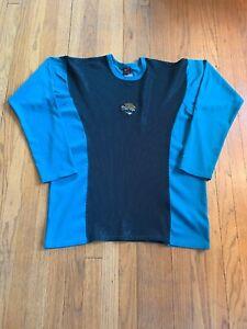 Vintage-90-s-Nike-Jacksonville-Jaguars-Long-sleeve-Training-Shirt-Men-s-XL-NFL