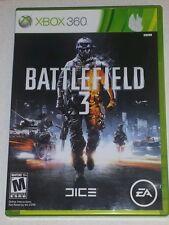 Battlefield 3 (Xbox 360, 2011, 2 DISC SET) *COMPLETE* SHIPS FAST Mon-Sat!