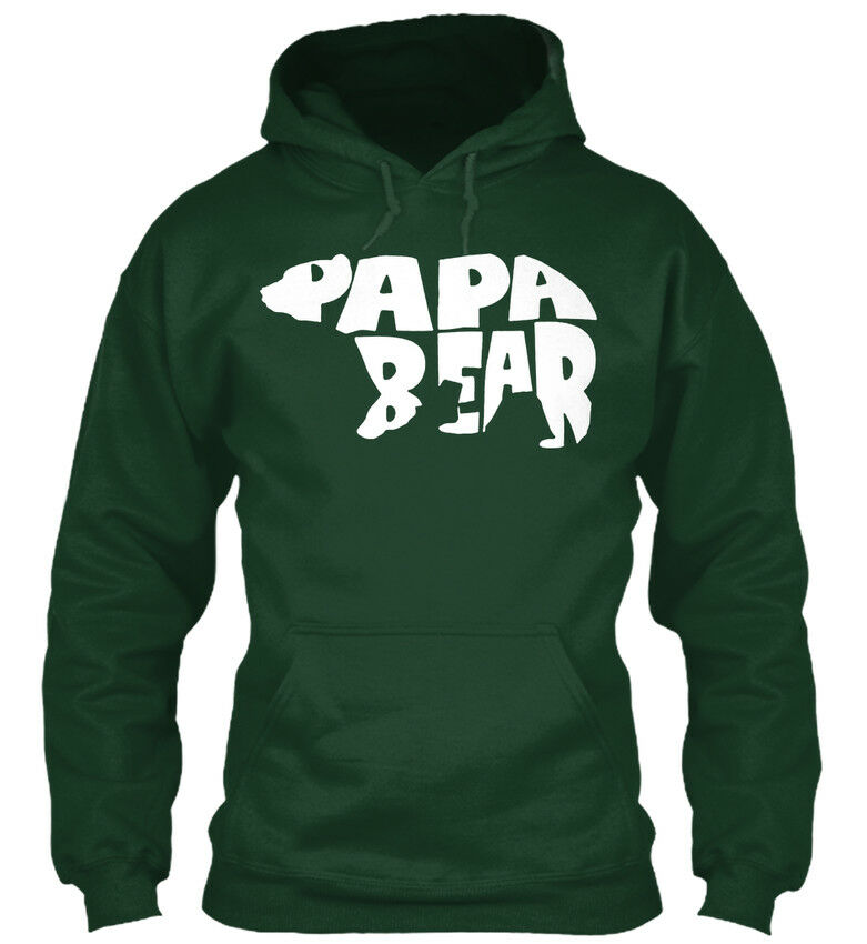 Papa Bear New - Standard Standard Standard College Hoodie  | Beliebte Empfehlung  | Deutschland Frankfurt  | Ruf zuerst  0b47f5
