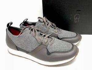 a0a450e010a Details about Ugg Australia Trigo Hyperwool Hyperweave Dark Charcoal  Sneaker Tennis Shoe