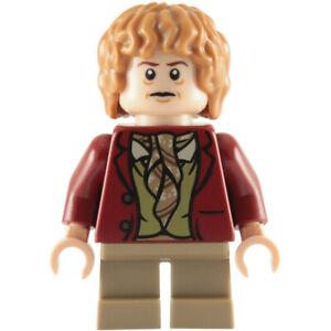 Genuine-Lord-Of-The-Rings-The-Hobbit-Bilbo-Baggins-Mini-figure-lor030-set-79004