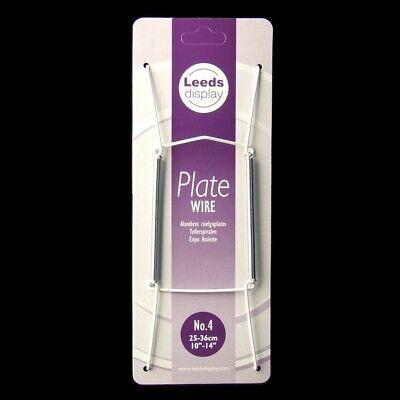 422 Drahtspirale für Teller 25-36 cm Tellerwandhalter Telleraufhänger