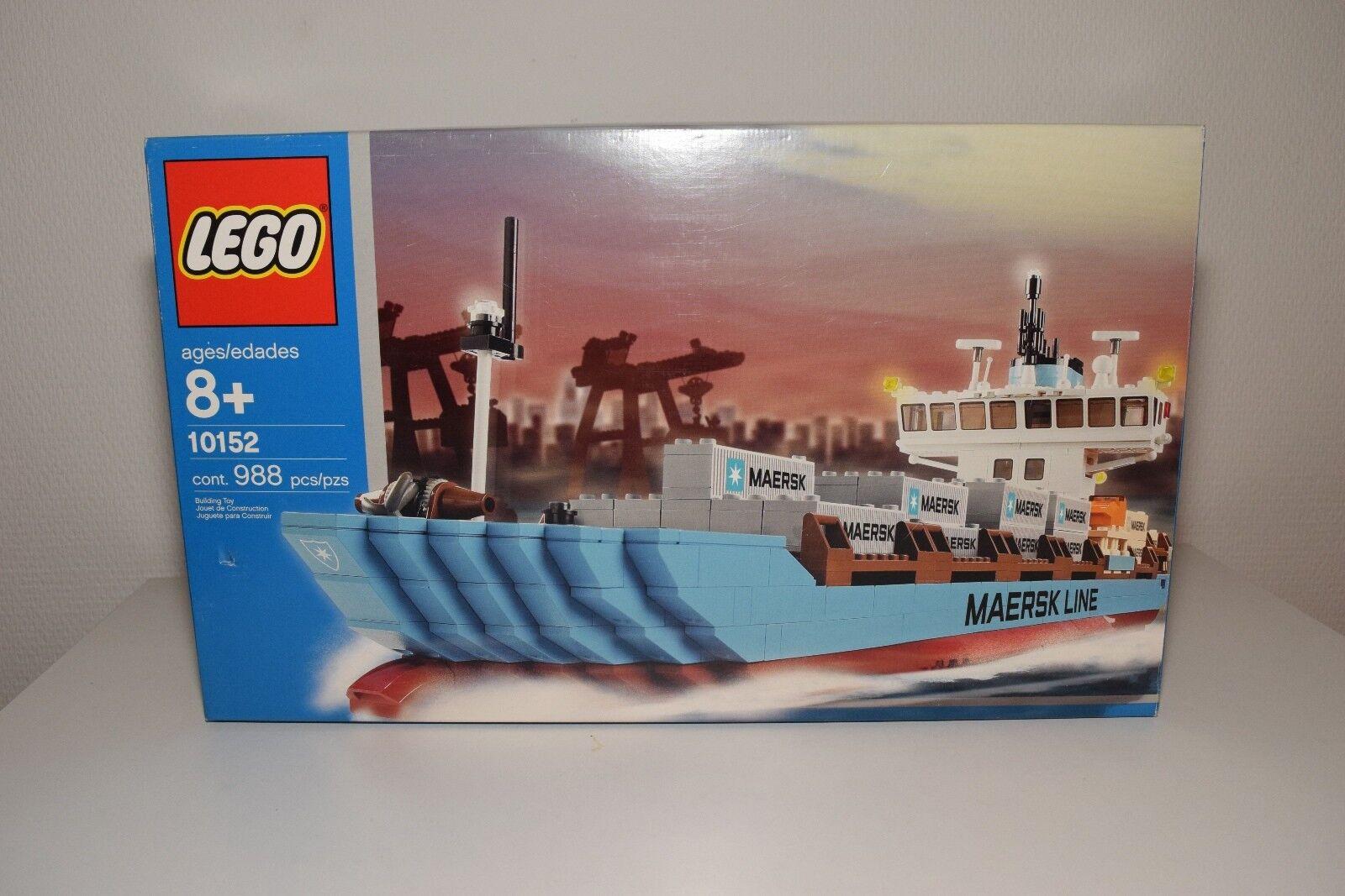 compras en linea LEGO 2 MAERSK SEALAND SEALAND SEALAND LINE CONTAINER SHIP BOAT MISB RARE SELTEN  liquidación hasta el 70%